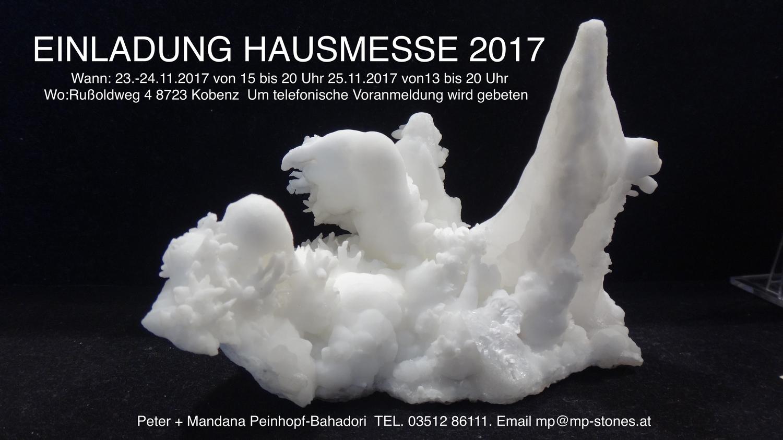 Hausmesse 2017